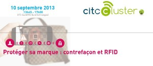 CITC contrefaçon RFID