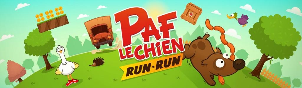 paf le chien run run