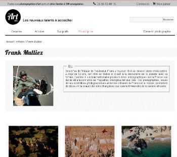 The Art co-Franck Mulliez
