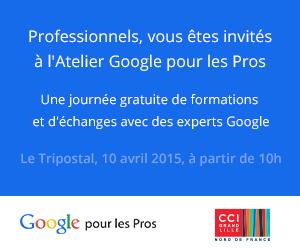 Atelier Google pour les Pros