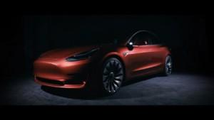 Tesla Model 3 Unveiled