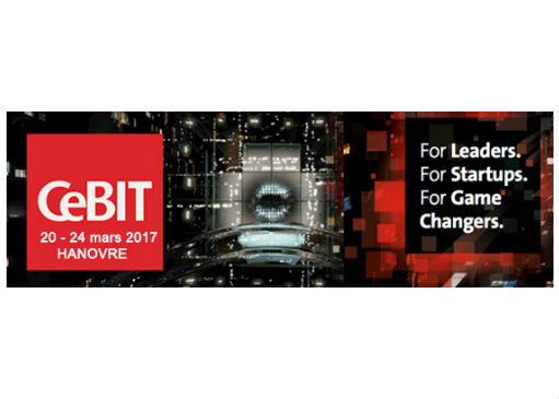 CeBIT 2017 : badges gratuits