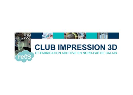 Club impression 3D : FORMATIONS ET COMPETENCES, LE VERITABLE DEFI…