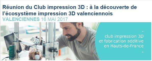 Réunion 3D impression