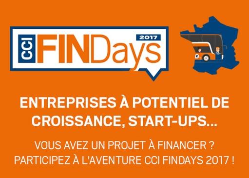 Les CCI FINDAYS font étape en Hauts-de-France