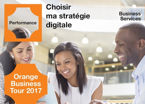 Orange Business Tour 2017 à Lille