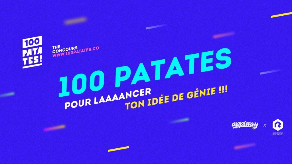100-patates-concours-propulser-entrepreneurs-numerique