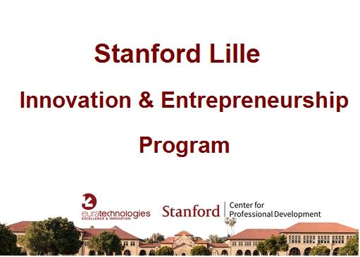 Stanford Lille Innovation & Entrepreneurship Program