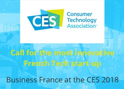 Cap sur le CES 2018 avec Business France