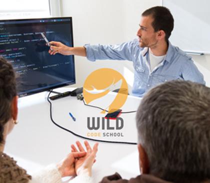 Wild Code School : venez apprendre à coder sans chaussures !