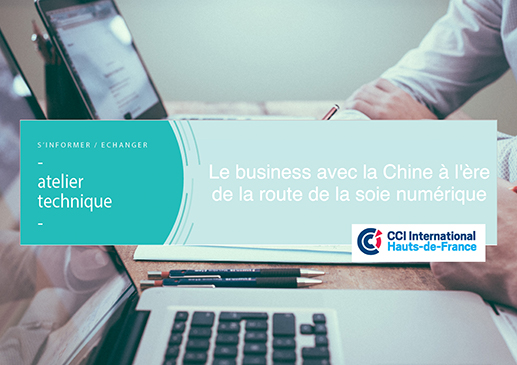 Atelier CCI : Business avec la Chine
