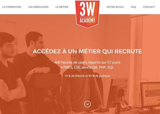 3W Academy ouvre ses portes à Lille
