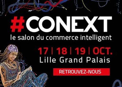 CONEXT à Lille Grand Palais