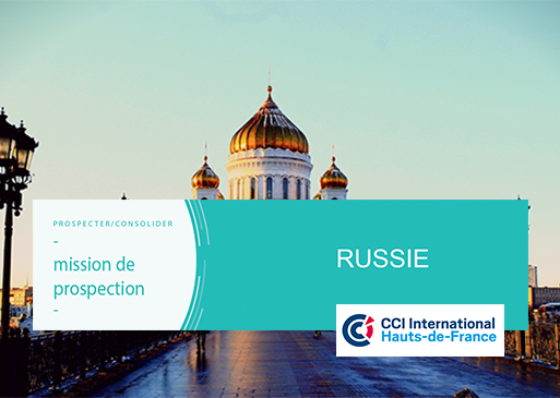 Mission de prospection en Russie par CCI International