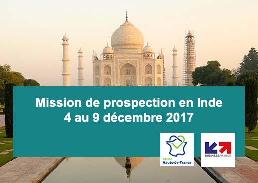mission prospection inde