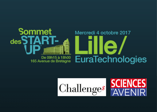 Sommet des start-up à Euratechnologies