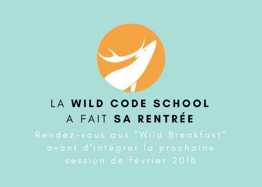 Rentrée pour les codeurs en herbe de la Wild Code School