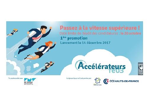 Lancement du 1er accélérateur rev3 : soyez partenaire !