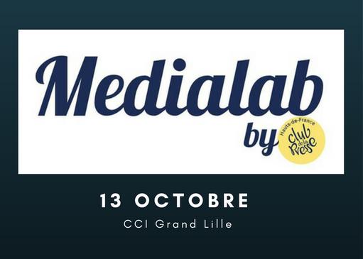 Medialab : numérique, médias & communication
