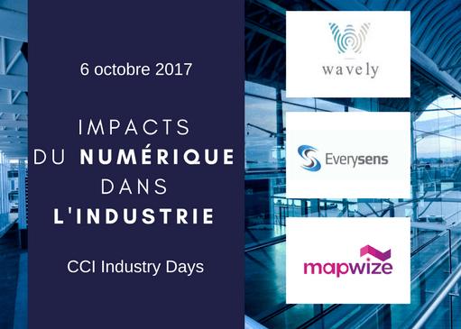 CCI Industry Days : le numérique dans l'industrie