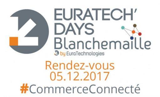 Euratech'days : 3e edition le 5 décembre à Blanchemaille