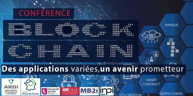 Conférence : La Blockchain, des applications variées et un avenir prometteur