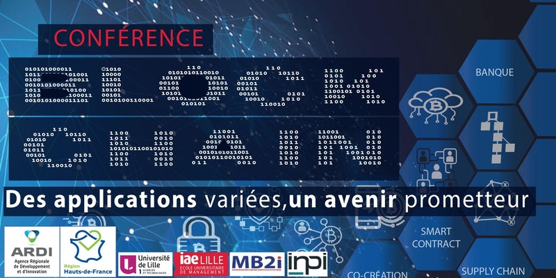 Conférence blockchain