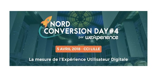 SAVE THE DATE : 5 avril 2018 – Nord Conversion Day