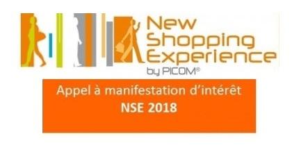 New Shopping Experience® 2018 : Appel à manifestation d'intérêt