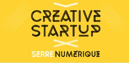 Serre Numérique : Le concours CREATIVE STARTUP est lancé !