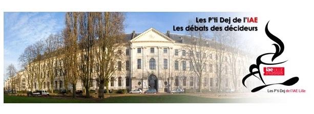 08/02 -P'ti dej IAE Lille – Ressources Humaines et numérique en entreprise : Jusqu'où peut-on digitaliser ?