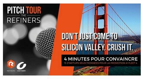 Rejoignez la prochaine promotion de The Refiners à San-Francisco !