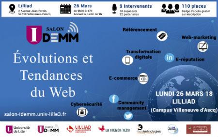 Bannière IDEMM- Com