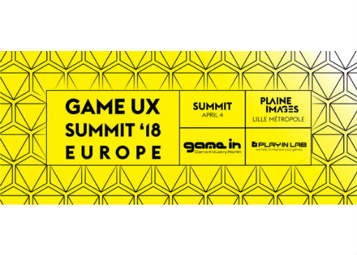 GAME UX SUMMIT…