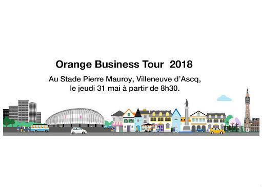 Orange Business Tour 2018