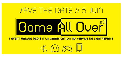 GAME ALL OVER #3 : RDV à la Plaine Images le 5 juin
