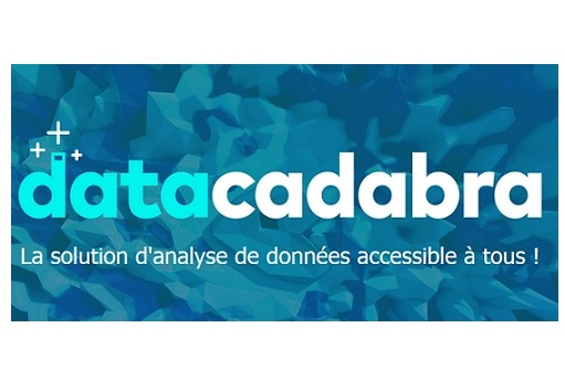 Nomination – arrivée de Eric NOE, Directeur général chez Datacadabra