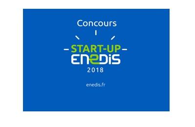 Concours Start-up 2018 Enedis : la 3e edition est lancée