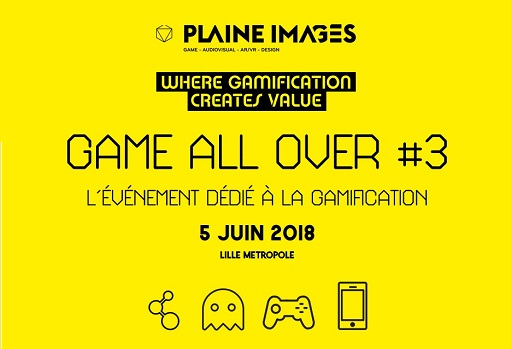 Game All Over #3 : le 5 juin à la Plaine Image