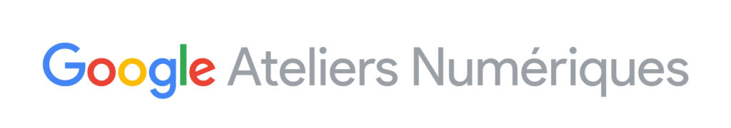 GoogleATELIERSNUMERIQUES logo