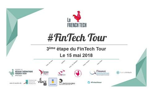 """3ème ETAPE A LILLE """"FINTECH TOUR"""" 2018-2019"""