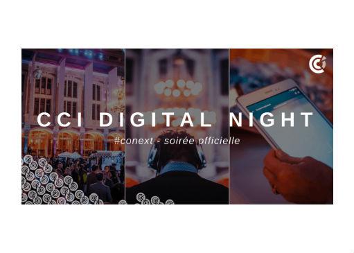 Participez à la CCI Digital Night