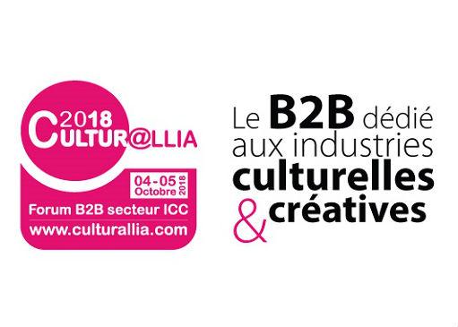 Participez à Culturallia les 4 et 5 octobre 2018…