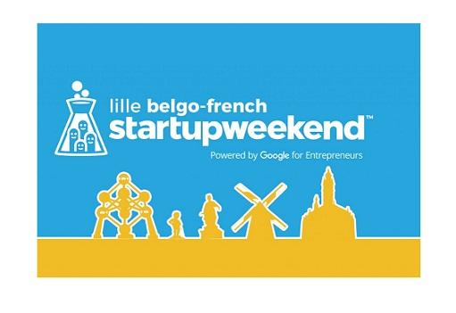 Startup Weekend Belgo-French : Rejoignez l'aventure du 14 au 16 septembre !