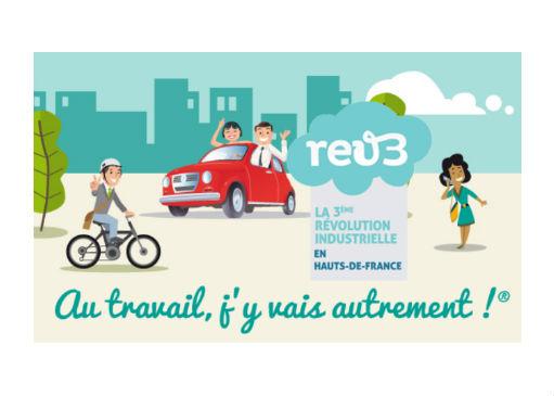 Quatrième éditiondu Challenge de la Mobilité Hauts-de-France 2018.