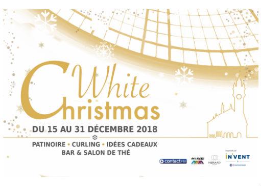 White Christmas au Palais de la Bourse…