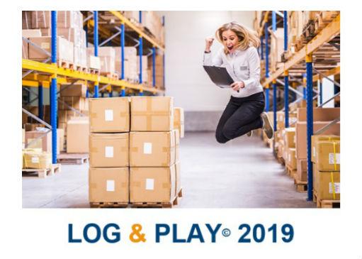 Log&Play 2019