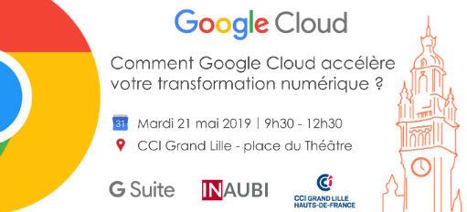 Comment Google Cloud accélère votre transformation numérique ?