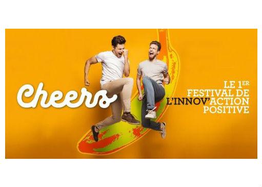 Cheers – Festival de l'InnovAction Positive !