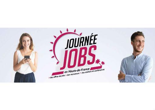 Journées JOBS dans le réseau IJ Hauts-de-France